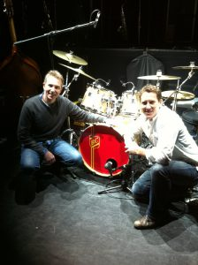 Brendan Cole and the Kit