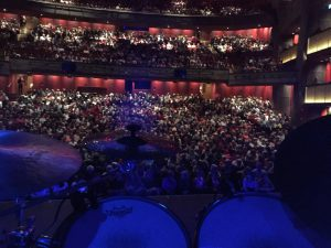 Brendan Cole Tour 2015 - From the stage