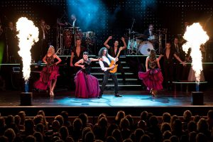 Brendan Cole Tour 2015
