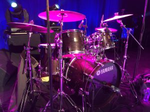 Spain - Yamaha Drum Kit